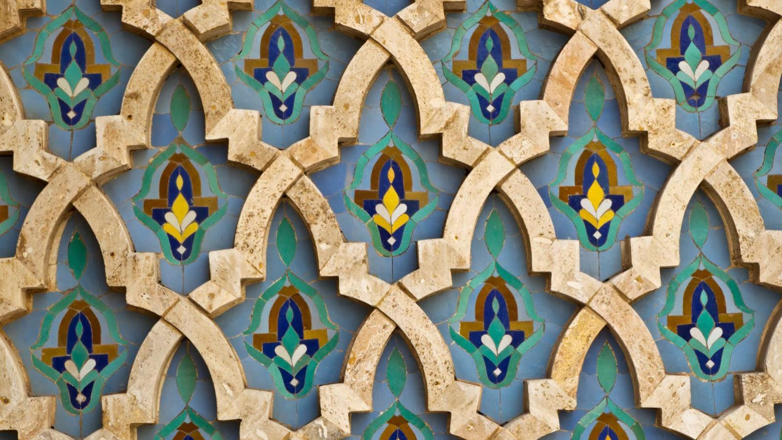 Morocco update destination morocco tours for Moroccan style wallpaper