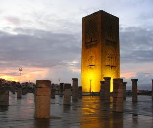 rabat hassan mosque